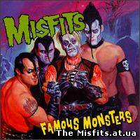 Misfits - KONG AT THE GATES/THE FORBIDDEN ZONE