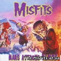 Misfits - Mars Attacks