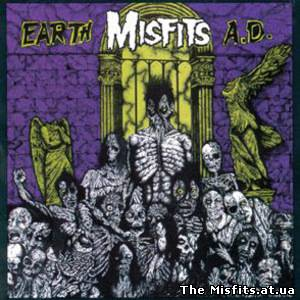 Misfits - Earth A.D. & Wolfs Blood + Evil-live (1991)